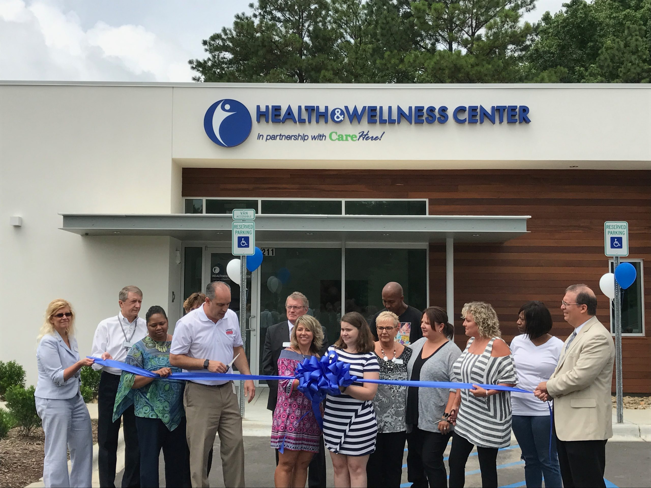 "Featured image for ""Gaffney and Gastonia Wellness Projects Ribbon Cutting!"""