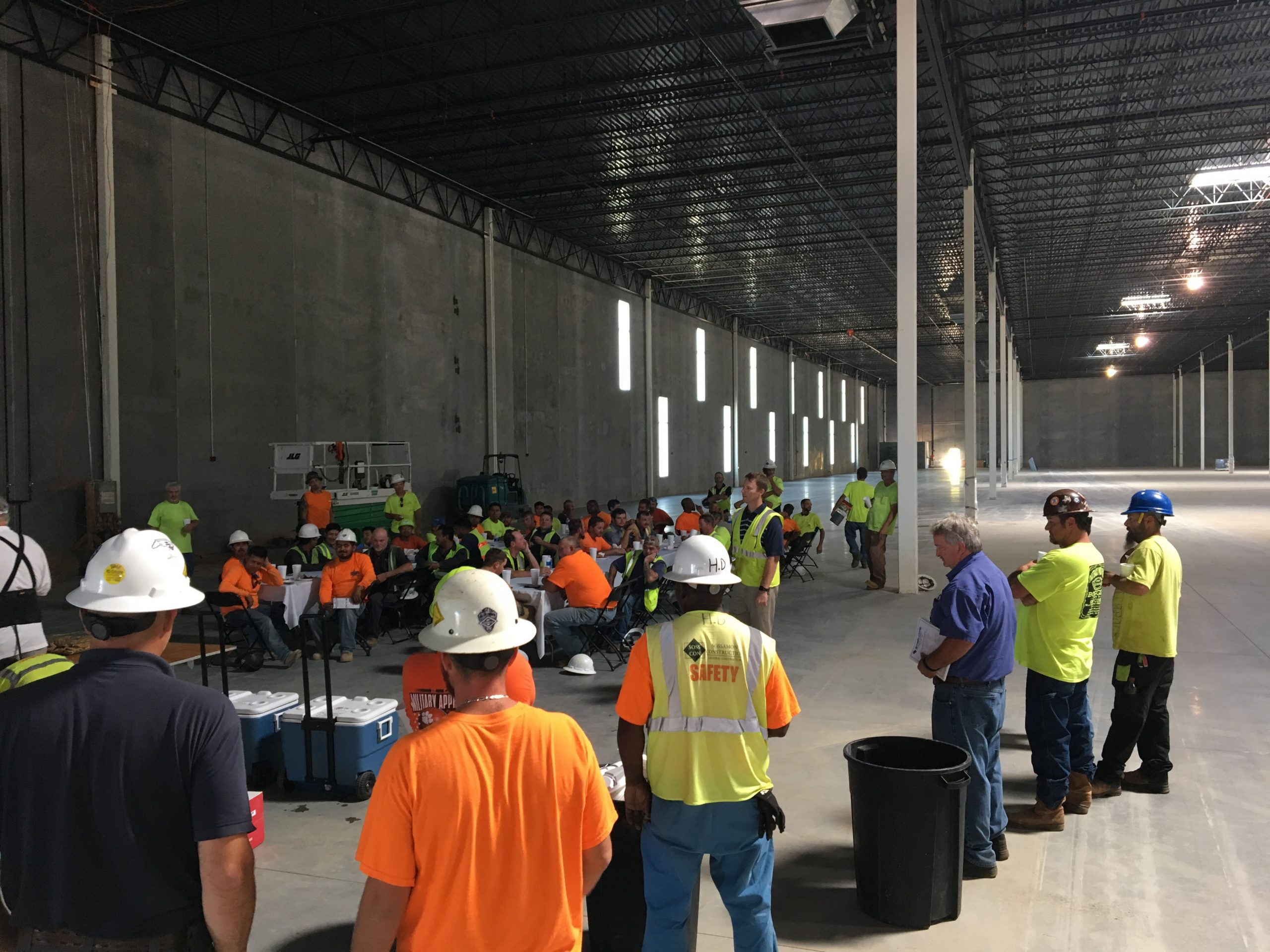 """Featured image for """"Contractor Lunch Appreciation"""""""