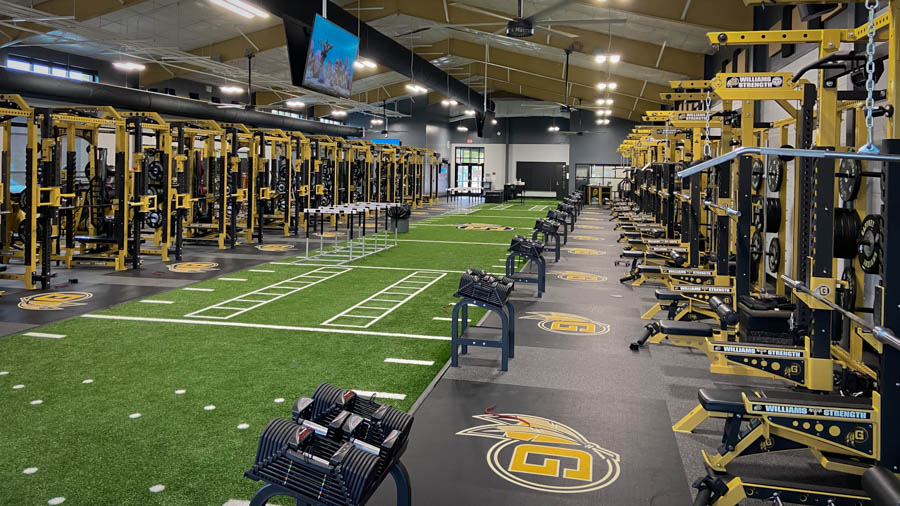 "Featured image for ""Gaffney High Strength and Training Facility"""