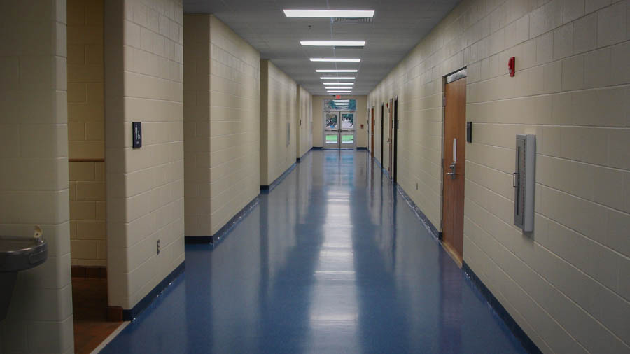 Broome High School Additions and Renovations