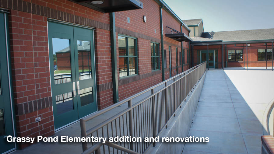 Grassy Pond Elementary Addition and Renovations