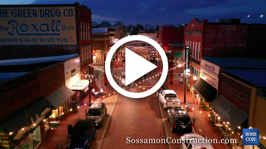 Greer Streetscape Video