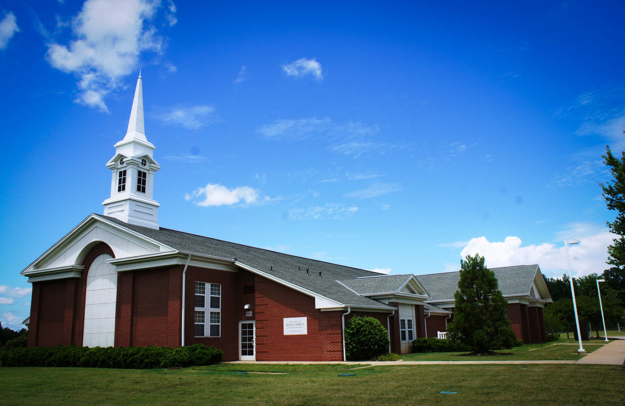 Boiling Springs LDS Church